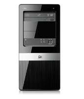 HP Pro 3130 MT 3.2GHz i3-550 Mini Tower Nero, Argento PC