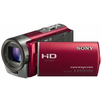 Sony HDR-CX130E 3.3MP CMOS Full HD Rosso