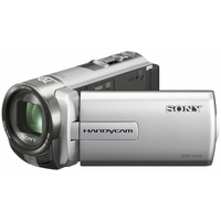 Sony DCR-SX45 CCD Argento
