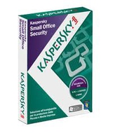 Kaspersky Lab Small Office Security 2.0, Box, 1s, 5p, FRE 1utente(i) Francese