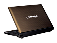 "Toshiba NB550D-109 1GHz C-50 10.1"" 1024 x 600Pixel Marrone Netbook"