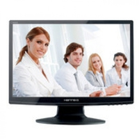 "Hannspree Hanns.G HA224DPB 22"" HD Nero monitor piatto per PC"