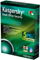 Kaspersky Lab Small Office Security, 5PC, 1Y 5utente(i) 1anno/i