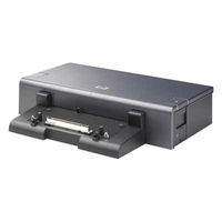 HP 449721-001 Grigio replicatore di porte e docking station per notebook