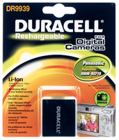 Duracell Digital Camera Battery 3.7v 700mAh 2.6Wh Ioni di Litio 700mAh 3.7V batteria ricaricabile