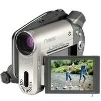 Canon DC10 camera DVD 1.33MP CCD