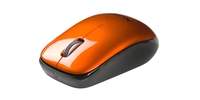NGS Orange Spice RF Wireless Ottico 800DPI Ambidestro mouse