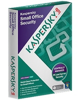 Kaspersky Lab Small Office Security 5PC + 1 File Server SB, DE, Win Tedesca