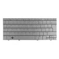 HP 482280-131 QWERTY Portoghese Argento tastiera