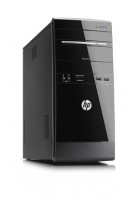 HP G G5310be 2.6GHz E3400 Torre media Nero PC