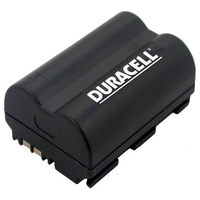Duracell Camera Battery 7.4v 1400mAh Ioni di Litio 1400mAh 7.4V batteria ricaricabile