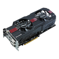 ASUS ENGTX570 DCII/2DIS/1280MD5 GeForce GTX 570 1.25GB GDDR5 scheda video