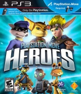 Sony PlayStation Move Heroes PlayStation 3 Tedesca videogioco