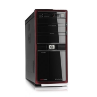 HP Pavilion HPE-510be 3.4GHz i7-2600 Scrivania Nero PC