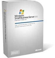 HP Windows Small Business Server 2011 Premium Add-On