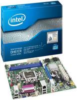 Intel DH61CR Intel H61 LGA 1155 (Socket H2) Micro ATX scheda madre