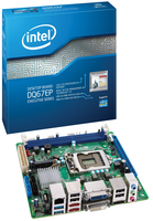 Intel DQ67EPB3 LGA 1155 (Socket H2) Mini ITX scheda madre
