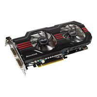 ASUS ENGTX560 TI DCII TOP/2DI/1GD5 GeForce GTX 560 Ti 1GB GDDR5 scheda video