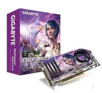 Gigabyte GeForce 8800 GTS 320MB DDR III GeForce 8800 GTS GDDR3