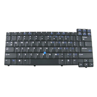 HP 398609-131 QWERTY Portoghese Nero tastiera