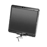 "HP 612497-001 12.1"" Argento monitor piatto per PC"