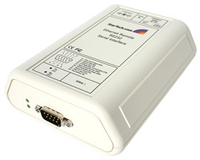 StarTech.com RS232 Serial over IP Ethernet Device Server RS-232 server seriale