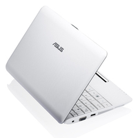 "ASUS Eee PC 1001PXD-WHI101S 1.66GHz N455 10.1"" 1024 x 600Pixel Bianco Netbook"