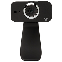 V7 Professional Webcam 1300 1.3MP 1280 x 1024Pixel USB Nero, Argento webcam