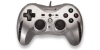 Logitech ChillStreamT, Silver Gamepad PC,Playstation 3