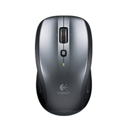 Logitech M515 RF Wireless Laser Argento mouse