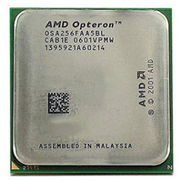 HP AMD Opteron 6140 2.6GHz processore