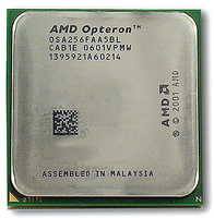 HP AMD Opteron 6128 2GHz 12MB L3 processore
