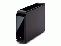 Buffalo 1.0TB DriveStation 1000GB Nero disco rigido esterno