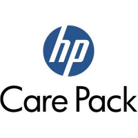 HP 1 year Next business day parts exchange and SW Supp VisualCollaboration Executive Desktop Service