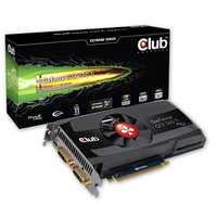CLUB3D CGNX-XT56024O GeForce GTX 560 Ti 1GB GDDR5 scheda video