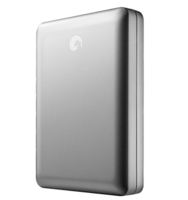 Seagate 1TB GoFlex for Mac 1000GB Argento disco rigido esterno