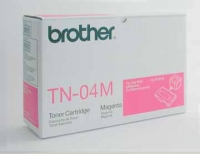 Brother TN04M Magenta Toner Cartridge 6600pagine Magenta