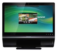 "Lenovo IdeaCentre A600 2.2GHz T4400 21.5"" 1920 x 1080Pixel Nero PC All-in-one"