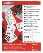 Canon HR-101N A3 High Resolution Paper carta inkjet