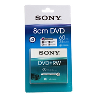 Sony 3DPW60A-BT DVD vergine