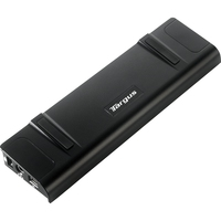 Targus ACP45US1 Nero replicatore di porte e docking station per notebook