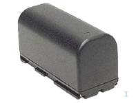 Canon Battery BP-617 Li-Ion 1.2V f DMMV20 Ioni di Litio 1650mAh 7.2V batteria ricaricabile