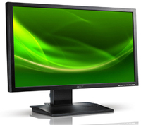"Acer B193 DJbmdh 19"" Nero monitor piatto per PC"