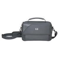 HP Photosmart Compact Carrying Case Briefcase/classic case Grigio