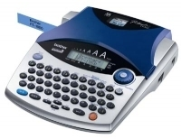 Brother Label Printer Blu, Argento stampante per etichette (CD)