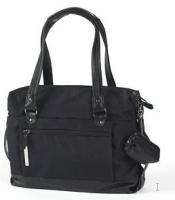 "Sony Ladies Bag by Mandarina Duck in Timeless Black 13.3"" Ventriquattore da donna Nero"