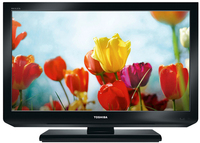 "Toshiba 26EL833G 26"" HD Nero LED TV"