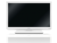 "Toshiba 26EL834G 26"" HD Bianco LED TV"