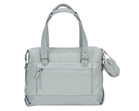 "Sony Ladies Bag by Mandarina Duck in Karma White 13.3"" Ventriquattore da donna Bianco"