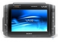 Sony Vaio Intel Core Solo 1.33GHz 1024MB 32GB tablet